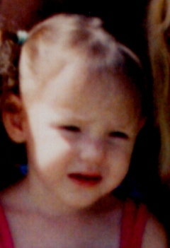 Picture of Faith age 3